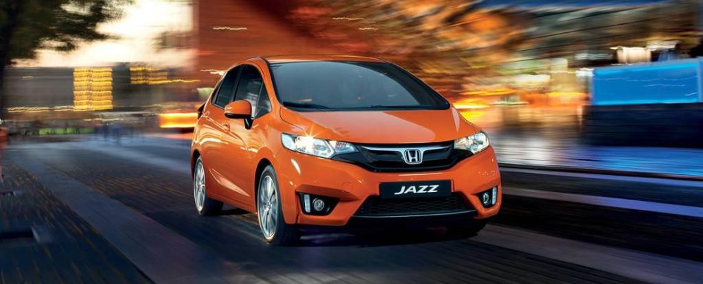 De Nieuwe Honda Jazz