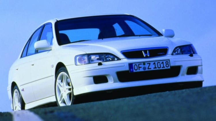 Accord Type R (CG) '98