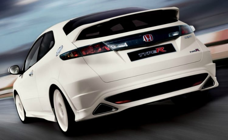 Civic Type R (FN2) '06