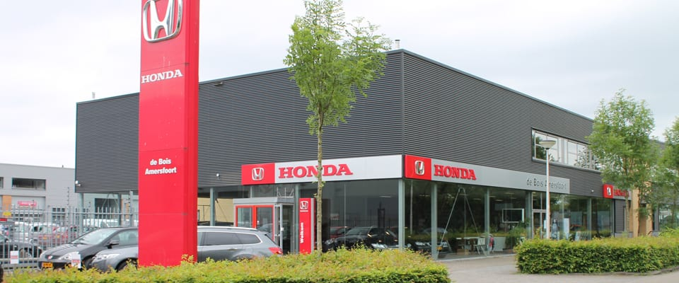 Honda de Bois Amersfoort