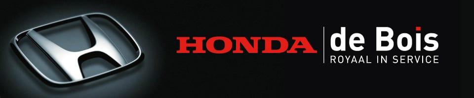 Honda de Bois Royaal in Service