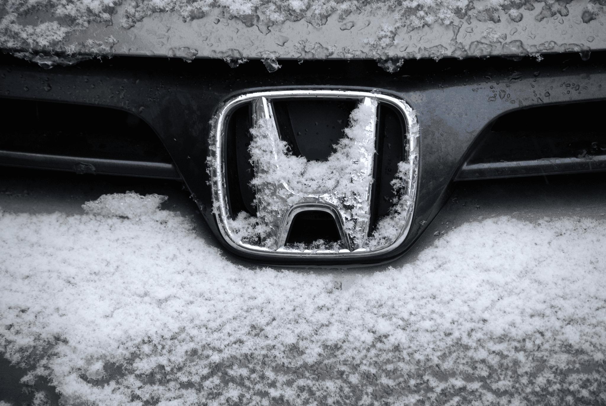 honda snow