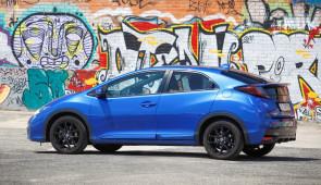 Tijdelijke Honda Civic Business Edition