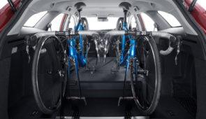 Honda komt met fietsenrek voor in de auto