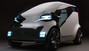 Geld verdienen met je auto: Honda NeuV Concept