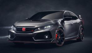 Honda onthult volgende maand Civic Type R