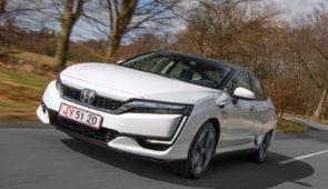 Honda Clarity Fuel Cell heeft actieradius van 650 km