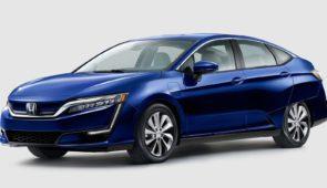 Honda ontwikkelt eerste elektrische auto