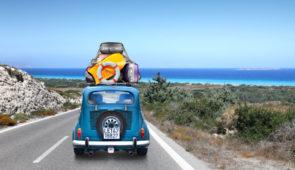 Op vakantie met de auto