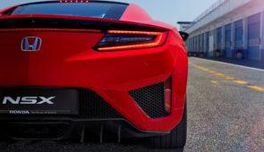 Volgende Honda NSX volledig elektrisch?