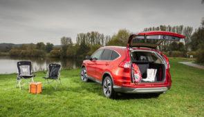 Honda CR-V Lifestyle Adventure