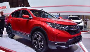 Honda CR-V is de ruimtekampioen