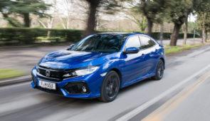 Honda Civic diesel nu met automaat