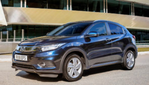 Facelift voor Honda HR-V