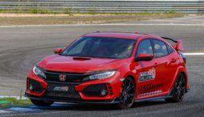 Honda Civic Type R nu ook de snelste op Estoril
