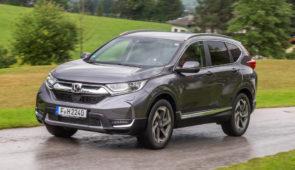 Honda prijst nieuwe CR-V