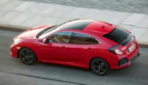 Honda Civic Business Editions