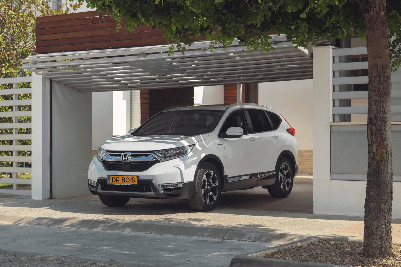 Honda de Bois CR-V Hybrid elektrisch