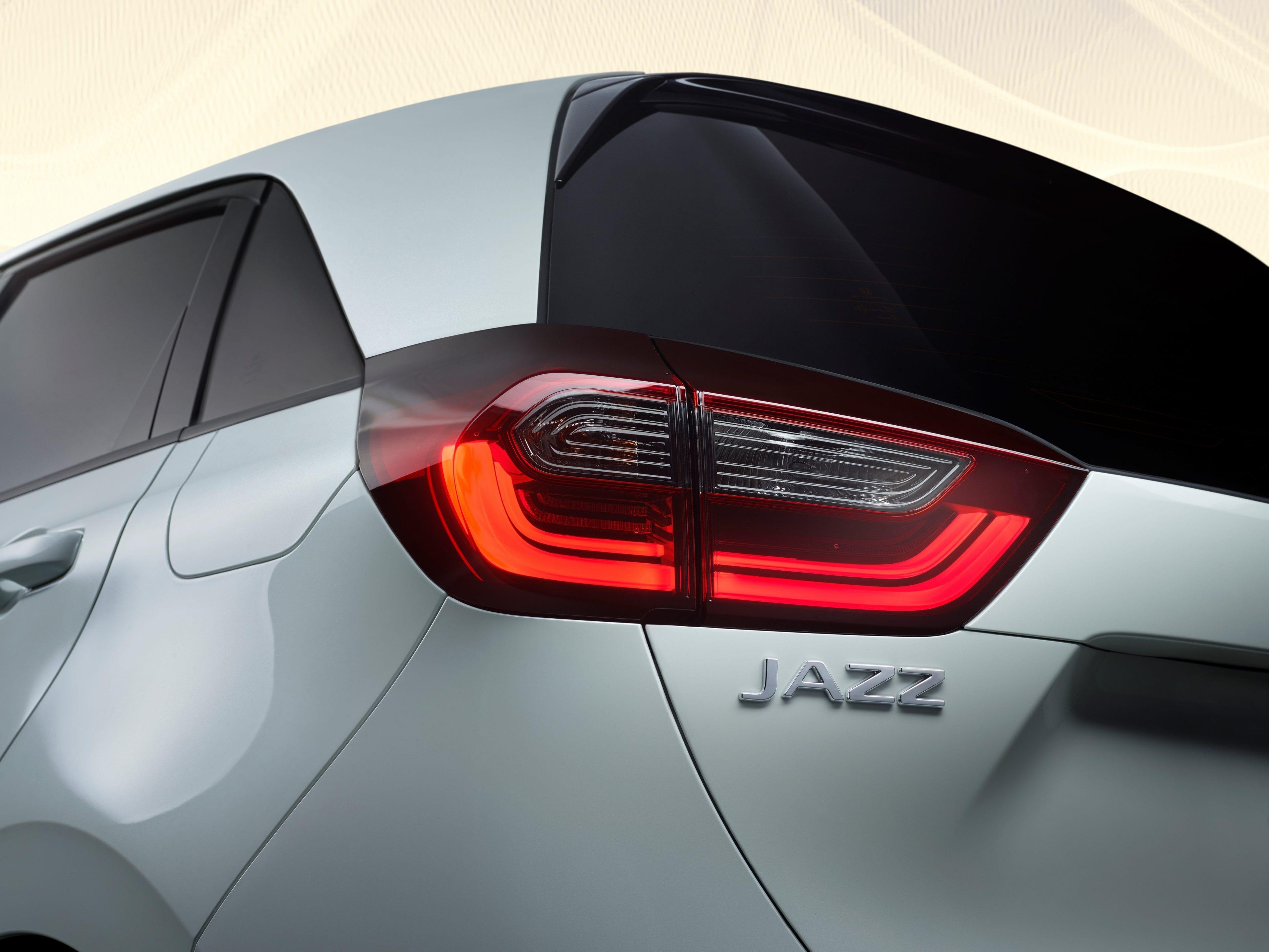 Honda Jazz details