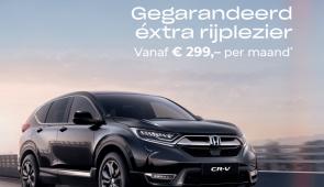CR-V Hybrid financieringsactie