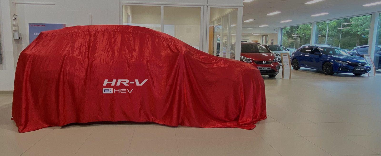 VIP-event: Honda HR-V Hybrid